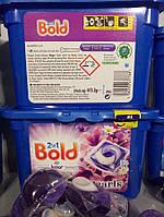 Капсулы для стирки Bold 2n1 18 шт лаванда с ленором