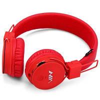 Наушники NIA X2  Bluetooth+ Mp3 плеер и Fm