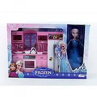 Игровой набор кухня для кукол«Frozen»66759