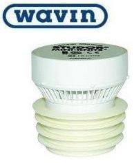 Воздушный клапан Wavin Mini Vent 50