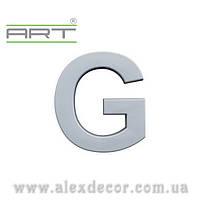 3D Буква Art Decor G
