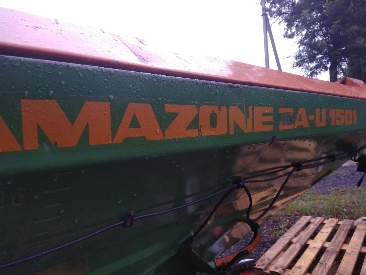 Продам роскидач миндобрыв AMAZONE ZA-U 1501 кг.