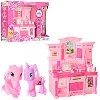 Игровой набор кухня для кукол «My little pony» 8842