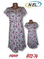 Ночная рубашка для кормящей мамы