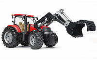 03096 Трактор Bruder Case CVX 230 с погрузчиком