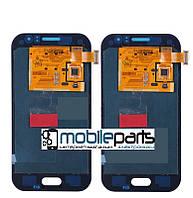 Дисплей (Модуль)+Сенсор (Тачскрин) для Samsung J110H Galaxy J1 (Тайвань TFT дисплей) (Черный)