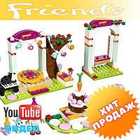 Конструктор лего френдс Bela Friends 10492 День рождения (аналог LEGO Friends 41110), 194 дет