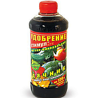 """Добриво органо-мінеральне рідке """"СТИМУЛ NPK"""" Дачник, 500 мл"""