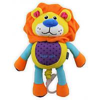 Плюшевая игрушка Baby Mix TE-9687-25L Лев
