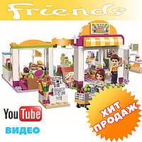 Конструктор лего френдс Bela Friends 10494 Супермаркет  (аналог LEGO Friends 41118), 318 дет