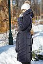 Зимнее женское пальто удлиненное Nui very, фото 3