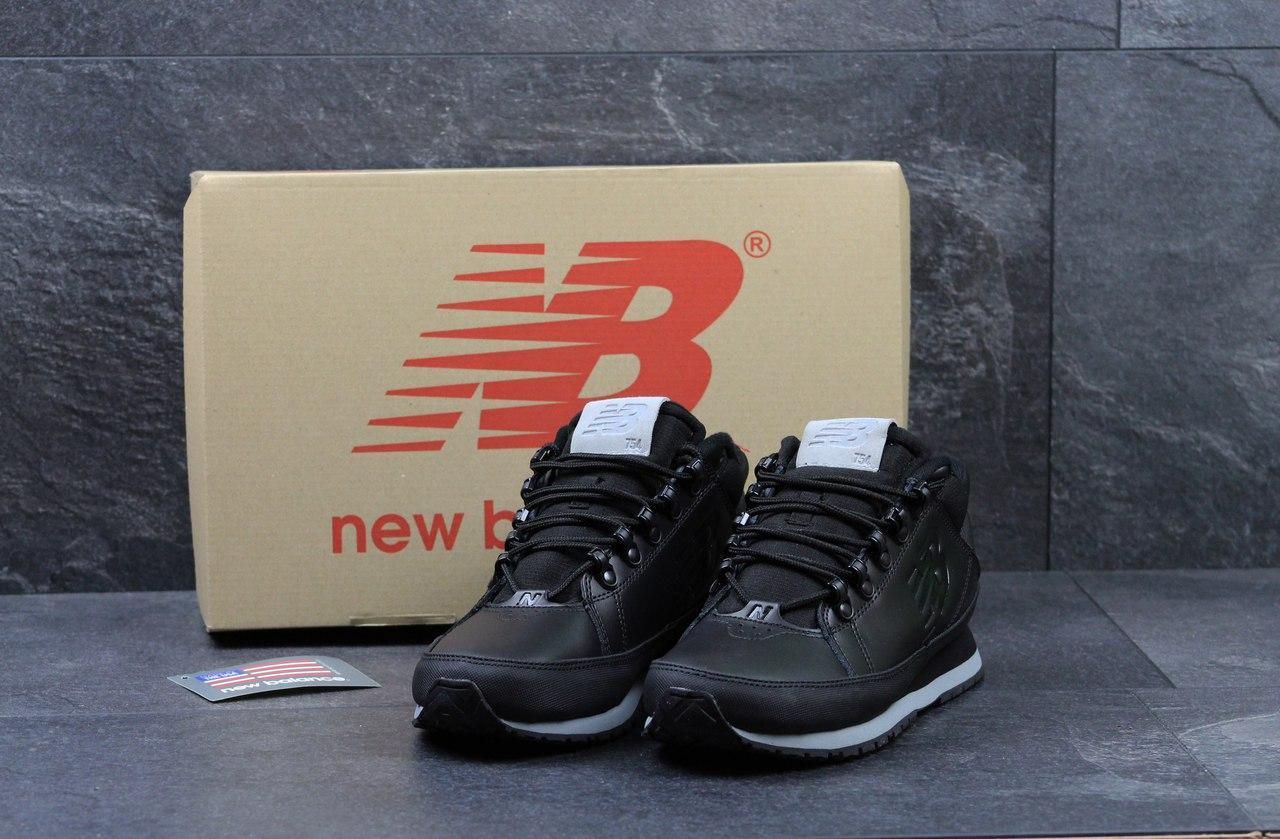 Чоловічі осінні кросівки New Balance H-754 - чорні - Камала в Хмельницком b00f7e1f6bf22
