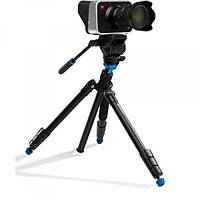 Штатив-монопод Benro A2883FS4 (KIT) Aero 4 Video Travel Angel Tripod