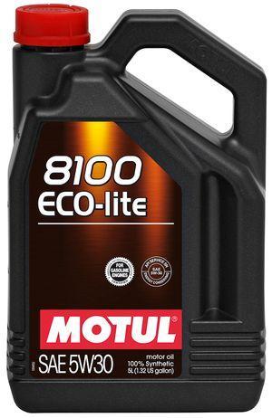 Моторное масло 5W-30 (5л.)MOTUL 8100 Eco-lite