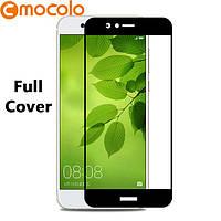 Защитное стекло Mocolo 2.5D 9H на весь экран для Huawei Nova 2 черный