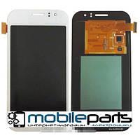 Дисплей (Модуль)+Сенсор (Тачскрин) для Samsung J110H | J110G | DS | J110L | J110M Galaxy J1 Ace (Белый)