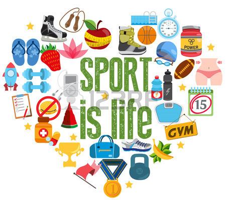 Спортивное снаряжение (d)