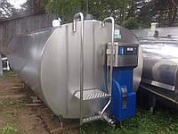 Охладитель молока Alfa laval 8 000 L