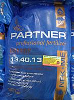 Хелатное удобрение с микроэлементами и повышенным содержанием фосфора PARTNER ENERGY NPK 13:40:13+AMK+ME 25 кг