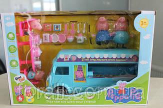 Игровой набор Трейлер Peppa Pig Свинка Пеппа  №6005