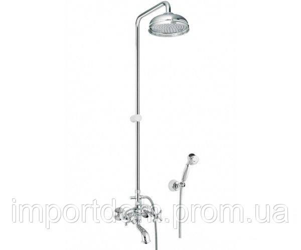 Смеситель для ванны, стойка Fiore Margot 26CR0615 Хром
