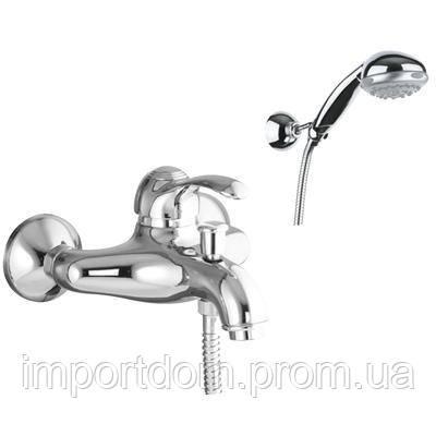 Смеситель для ванны с ручным душем Fiore Venere SKY 13061001 Хром