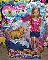 Кукла Барби Веселое купание щенка Barbie Splish Splash Pup DGY83, фото 1