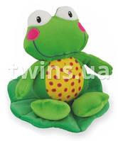 Плюшевая игрушка Baby Mix TE-9940 Лягушка