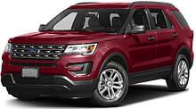 Защиты двигателя на Chevrolet Explorer (c 2011--)