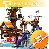 Конструктор лего френдс Bela Friends 10497 Спортивный лагерь (аналог LEGO Friends 41122), 739 дет