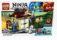Конструктор Lepin Ninja (аналог Lego Ninjago)