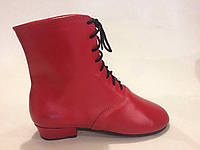Ботинки-Кадрилки  с каблуком 2,5см