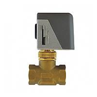 Клапан двухходовой с сервоприводом NVMZ (VOLCANO+DEFENDER)