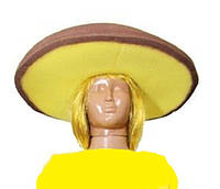 Карнавальная маска из поролона Гриб