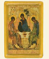 Ікона Пресвята Трійця,17х23