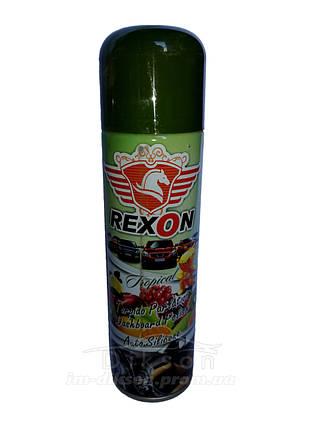 Автополироль REXON Тропический 225мл, фото 2