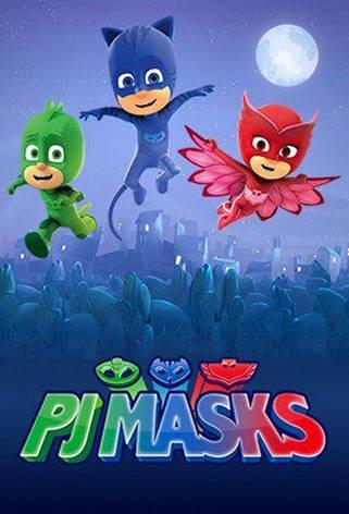 Маска героя PJ Masks, фото 2