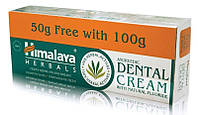 Зубная паста DENTAL CREAM Himalaya Herbals, 100 г