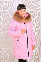 Зимняя детская куртка Магия