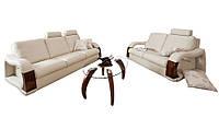Стильная мебель с реклайнером ARTE (3+1)