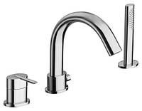 Встраиваемый смеситель для ванны LaTorre Ovaline 26045 Хром