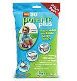 Одноразовые пакеты Potette Plus Аналог