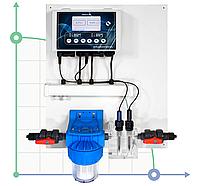 Система регулирования и контроляPH-RX CONTROL PANEL