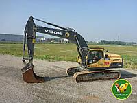 2011 VOLVO EC300DNL Гусеничный экскаватор