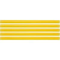 Комплект клеевых стержней Yato YT-82437 5 шт. (желтый)