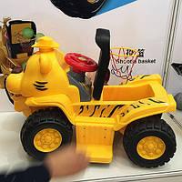 Детский толокар-квадроцикл