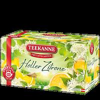 Чай фруктовый ,TEEKANNE «Holler Zitrone»