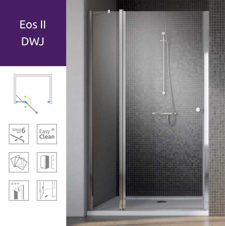 Душевые двери Radaway Eos II DWJ