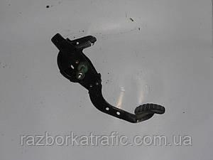 Педаль сцепления на Renault Kangoo