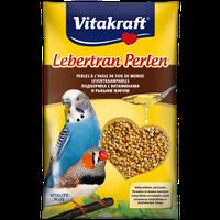 Кормовая добавка Vitakraft Perlen для попугаев с рыбьим жиром, 20 г
